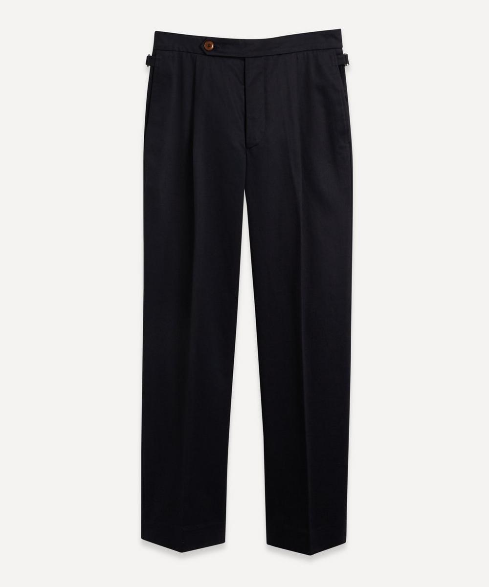 King & Tuckfield - Pleated Trousers