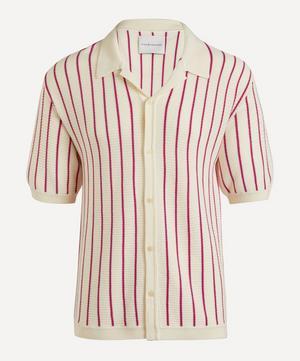 Camp Collar Merino Wool Shirt