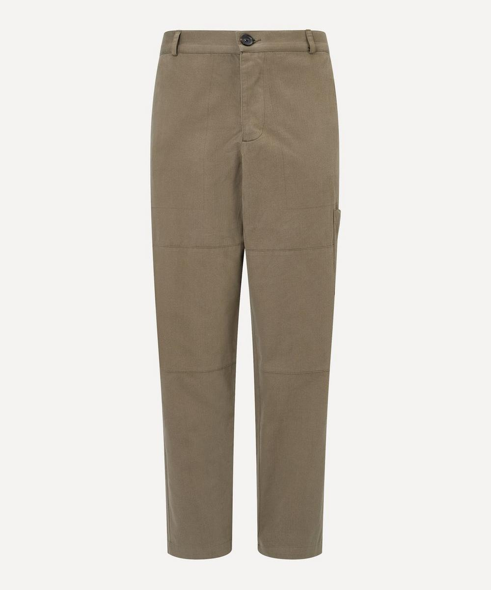 Oliver Spencer - Judo Organic Cotton Trousers