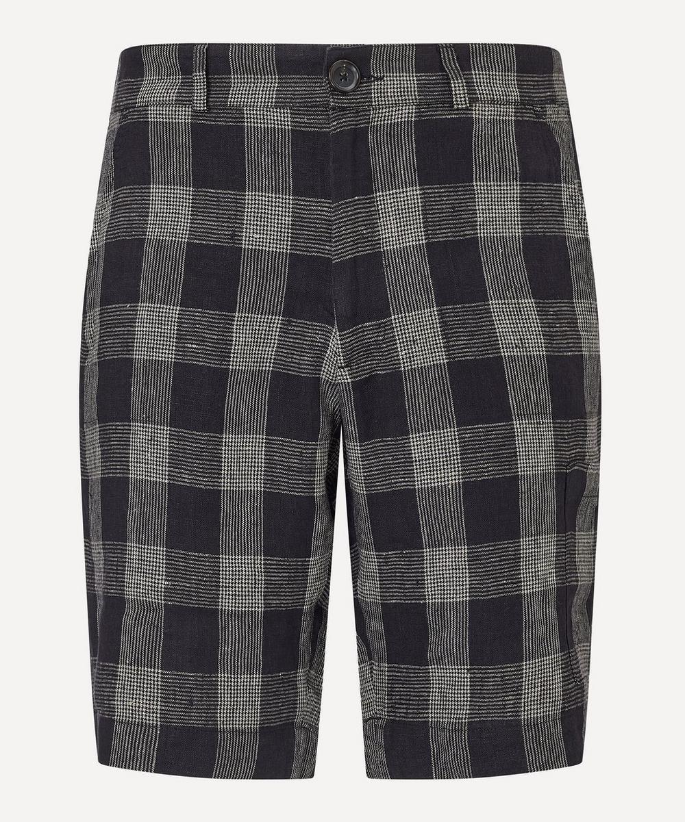 Oliver Spencer - Check Judo Shorts