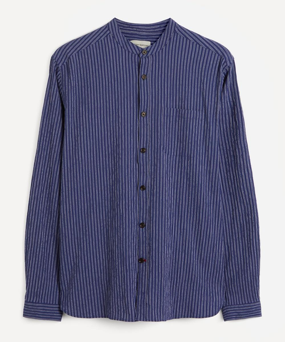 Oliver Spencer - Grandad Collar Shirt