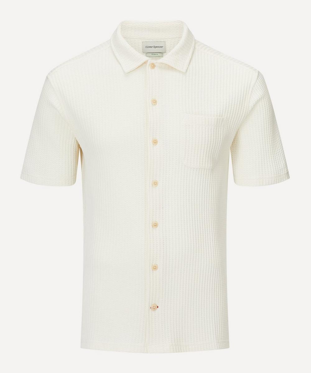 Oliver Spencer - Hawaiian Jersey Short-Sleeve Shirt