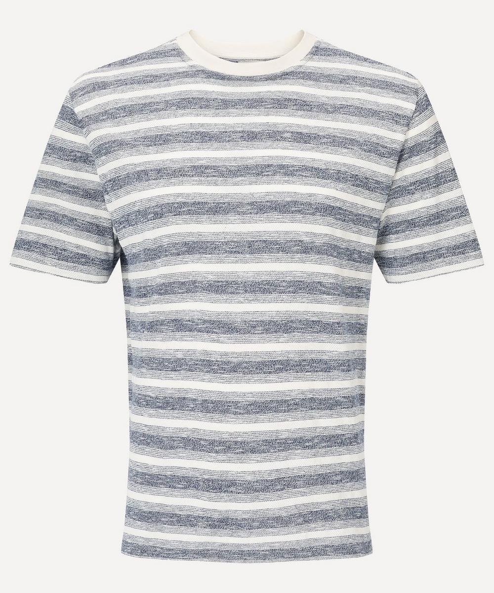 Oliver Spencer - Stripe Cotton T-Shirt