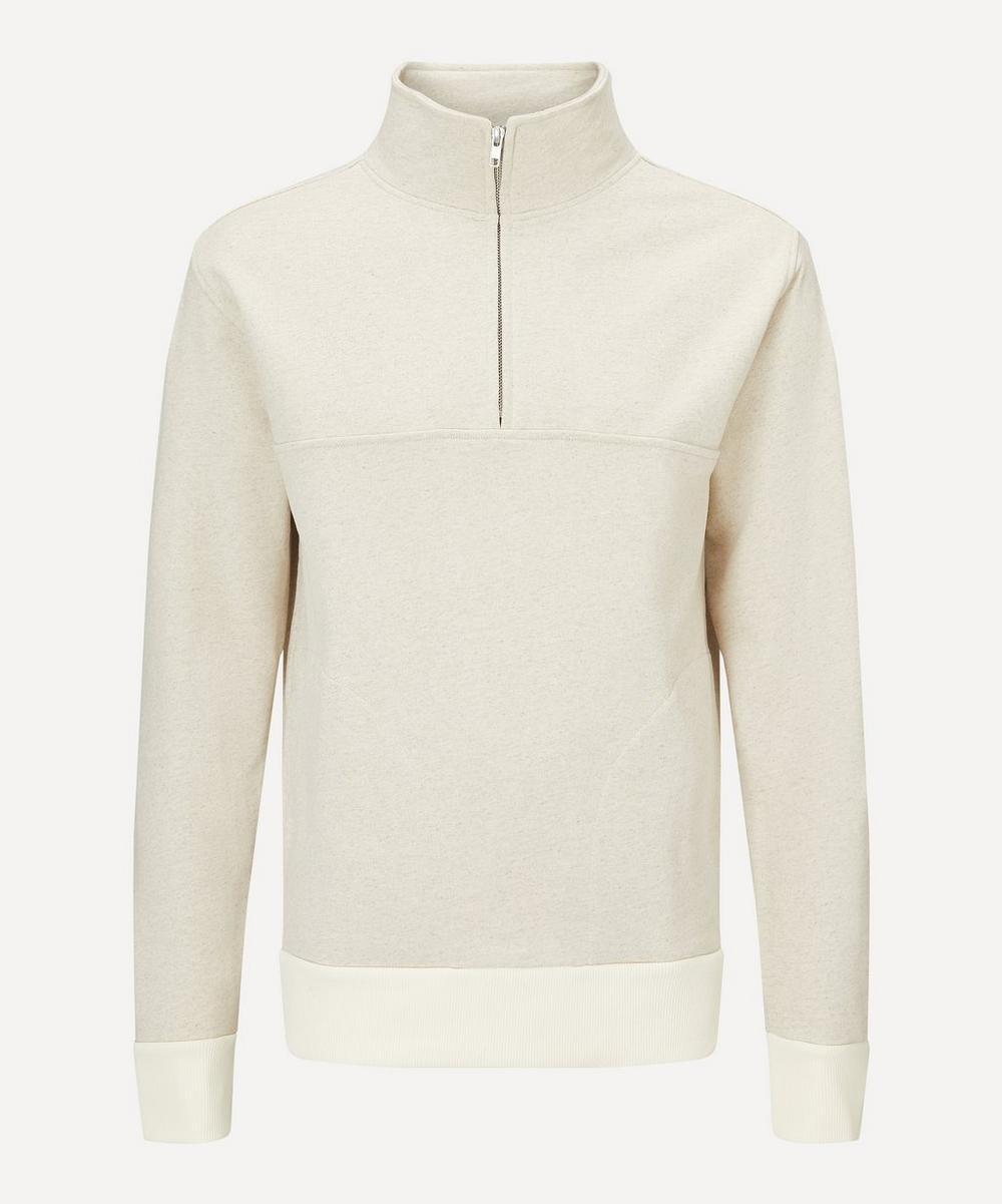 Oliver Spencer - Half-Zip Sweater