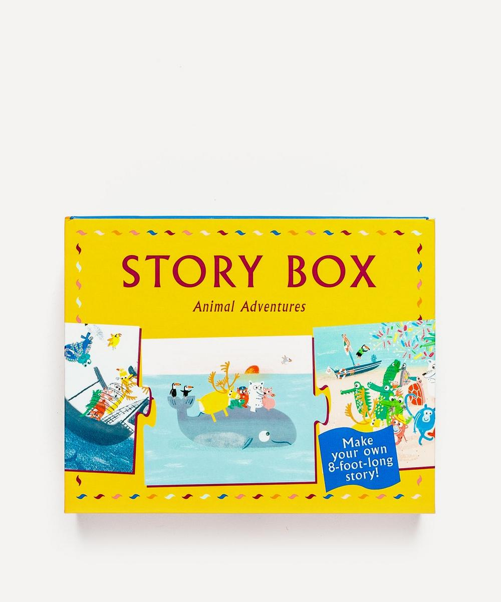 Laurence King Publishing - Story Box: Animal Adventures