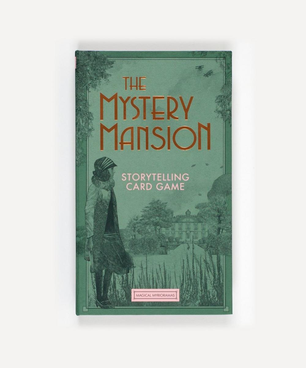 Laurence King Publishing - The Mystery Mansion Storytelling Card Game
