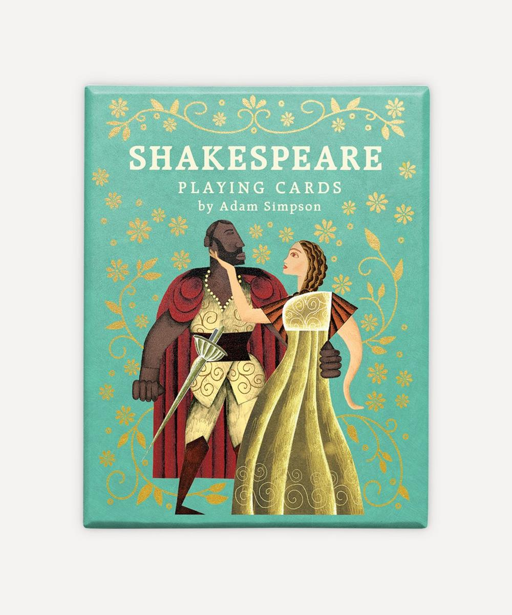 Laurence King Publishing - Shakespeare Playing Cards