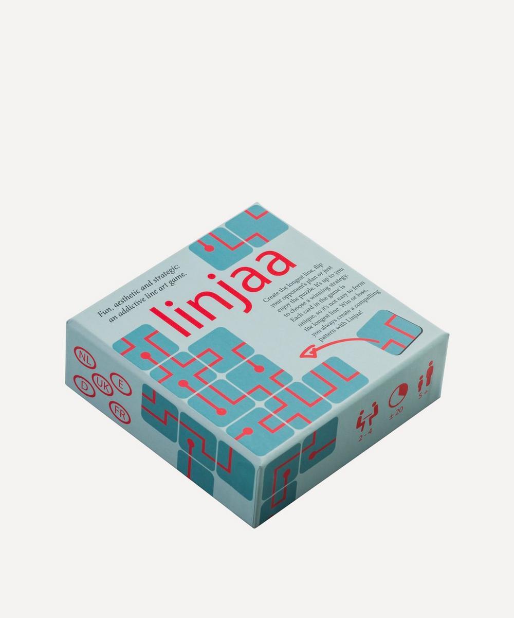 Laurence King Publishing - Linjaa: An Addictive Line Art Game