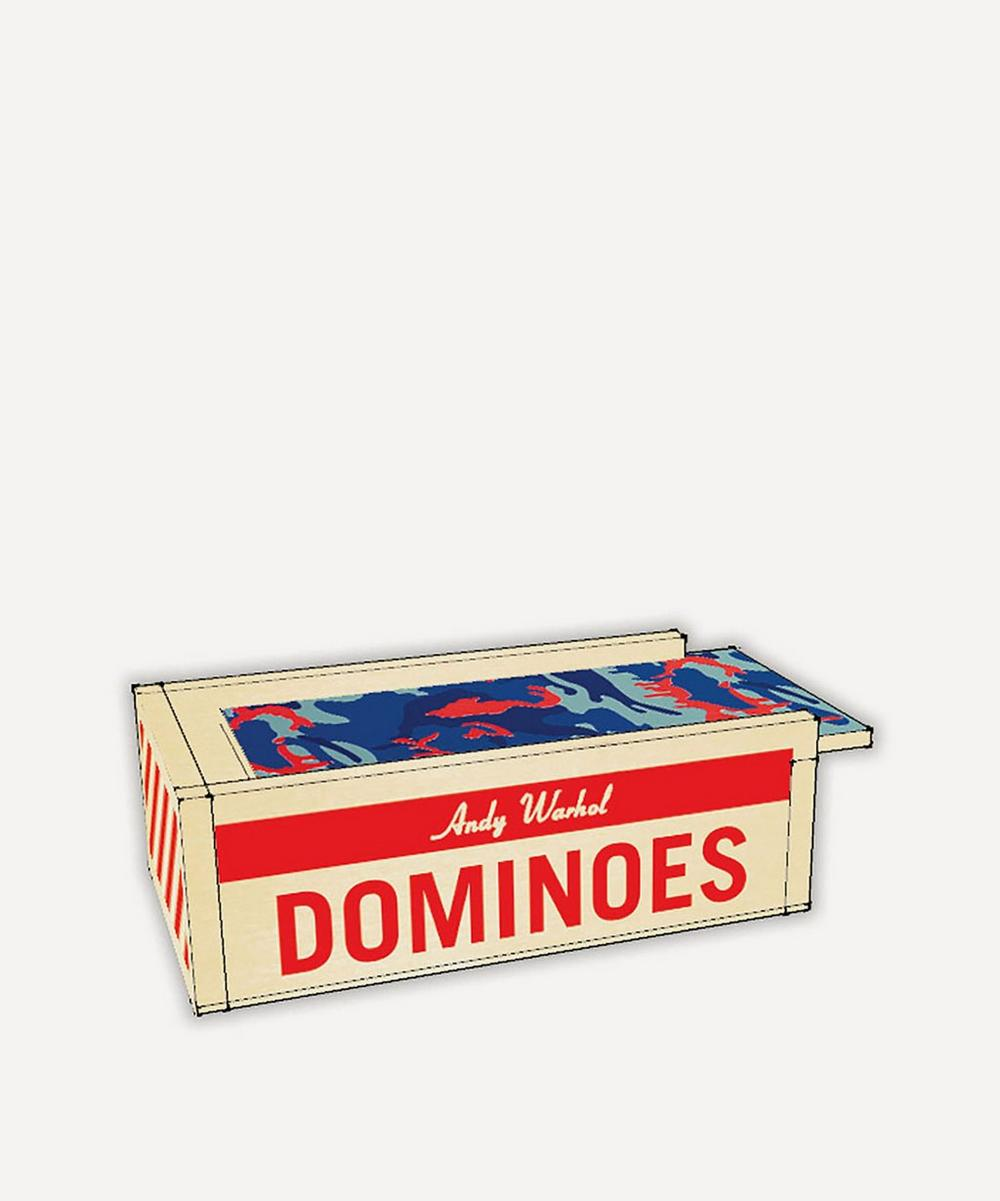 Laurence King Publishing - Andy Warhol Wooden Dominoes
