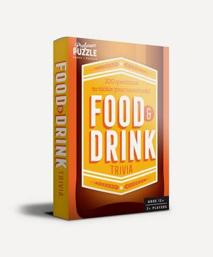 Mini Food and Drink Trivia Quiz
