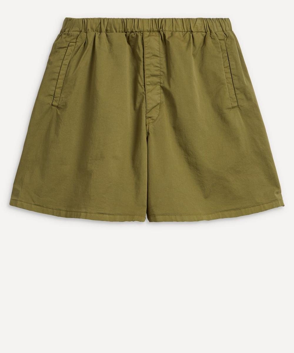 Barbour - Cove Cotton Twill Shorts