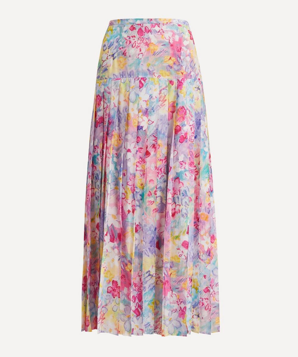 RIXO - Tina Spring Meadow Skirt