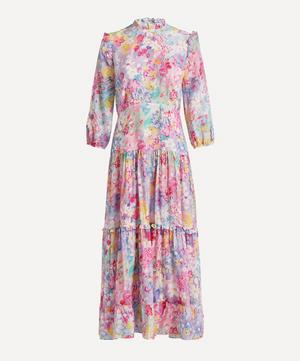 Monet Spring Meadow Dress