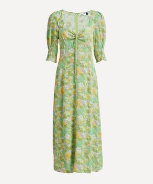 Naomi Floral Midi-Dress