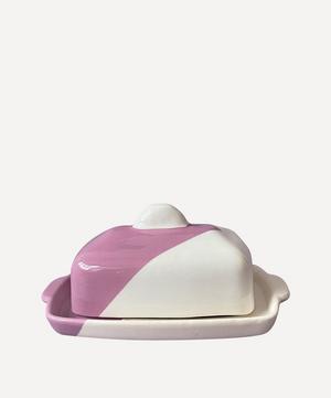 Buttercup Butter Dish