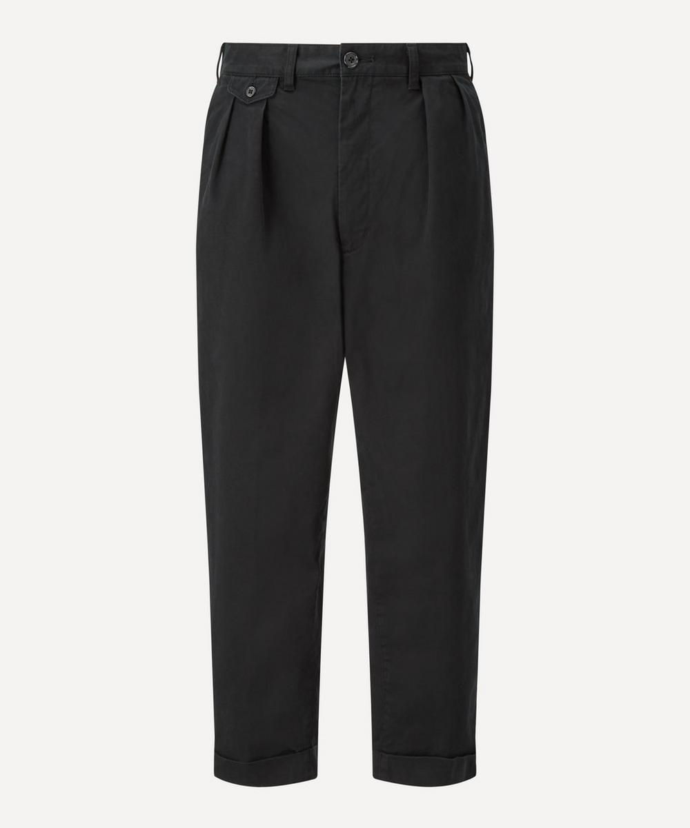 Beams Plus - Two Pleat Twill Trousers