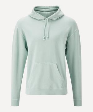 Pigment-Dyed Hoodie
