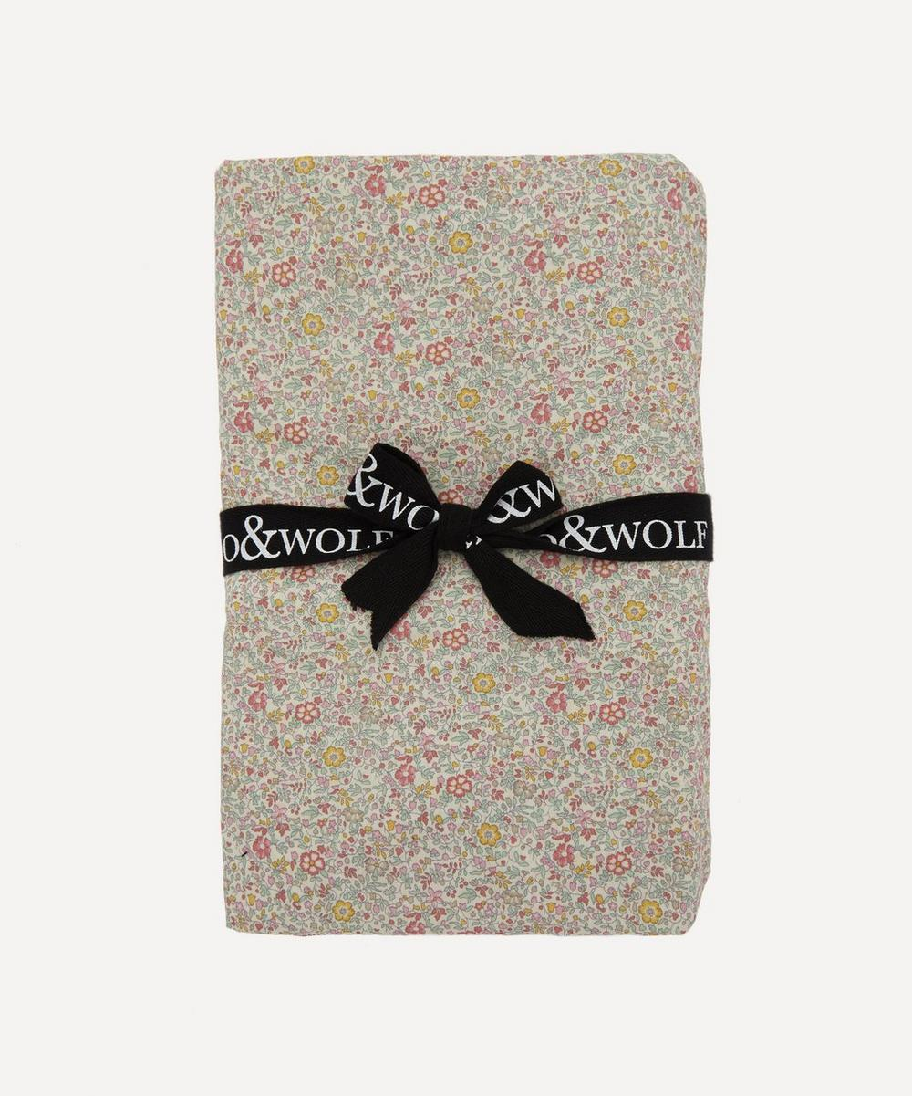 Coco & Wolf - Katie and Millie Single Fitted Sheet