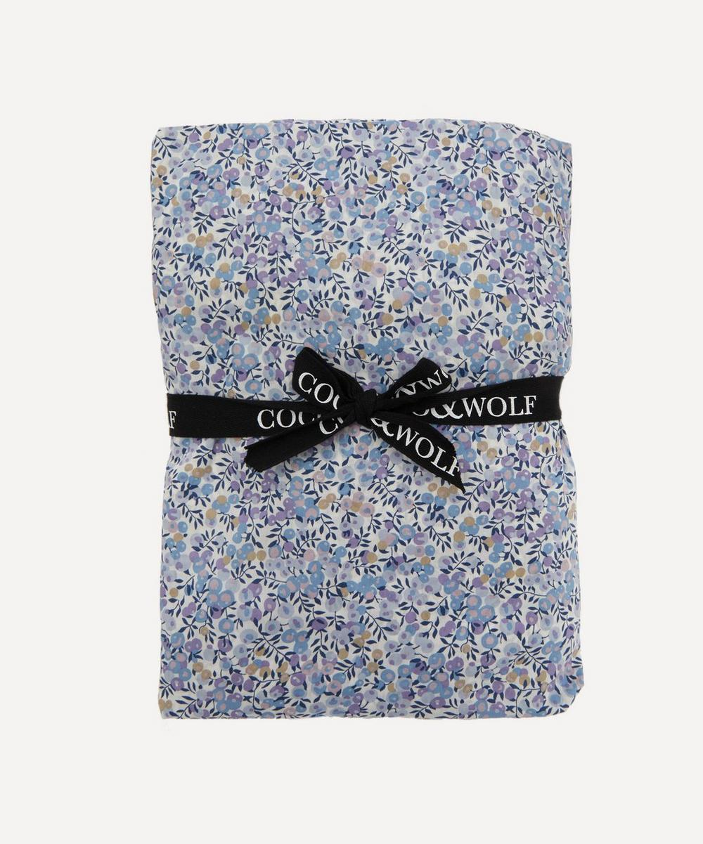 Coco & Wolf - Wiltshire Double Fitted Sheet