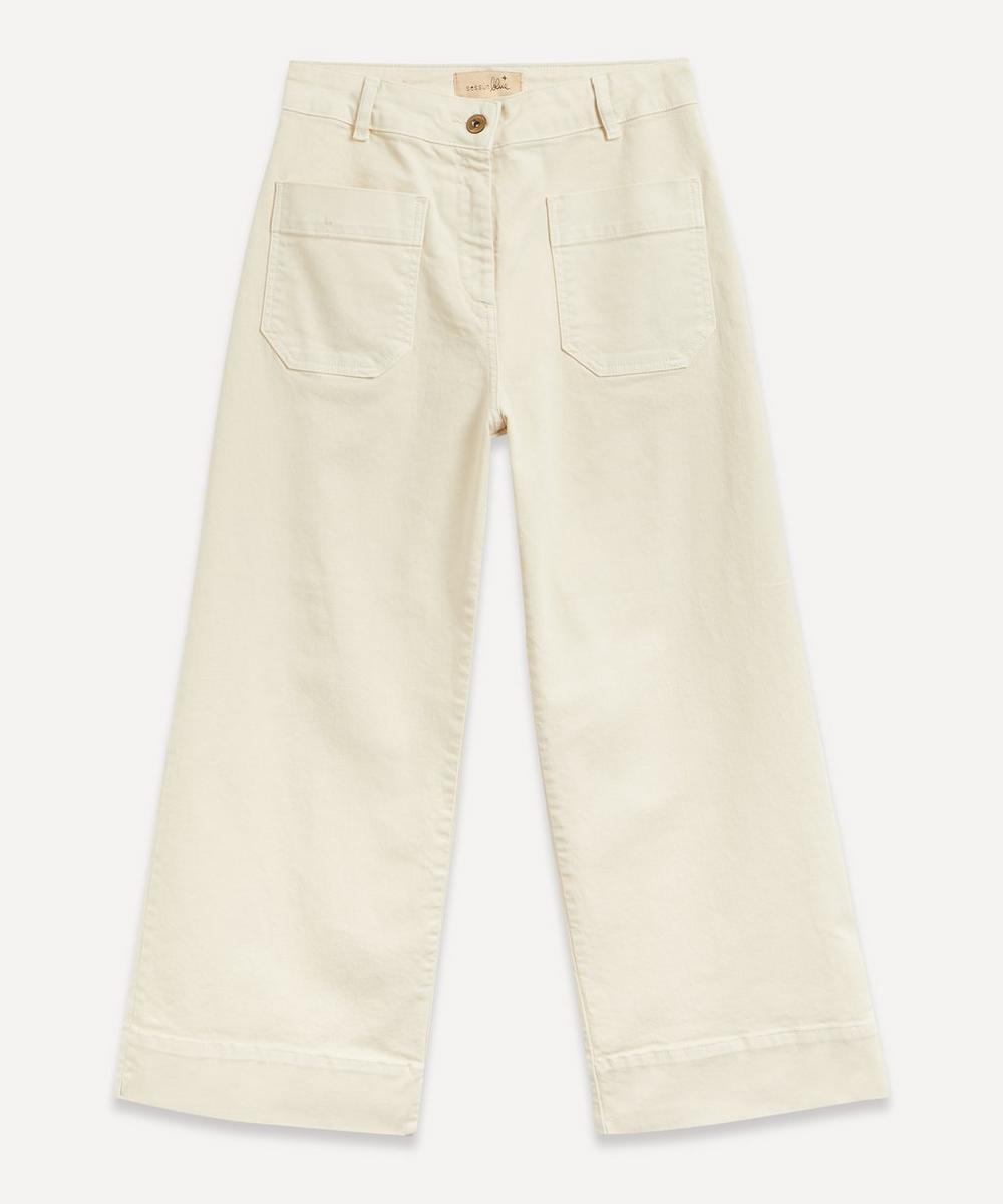 Sessùn - Seakey Crop Denim Jeans