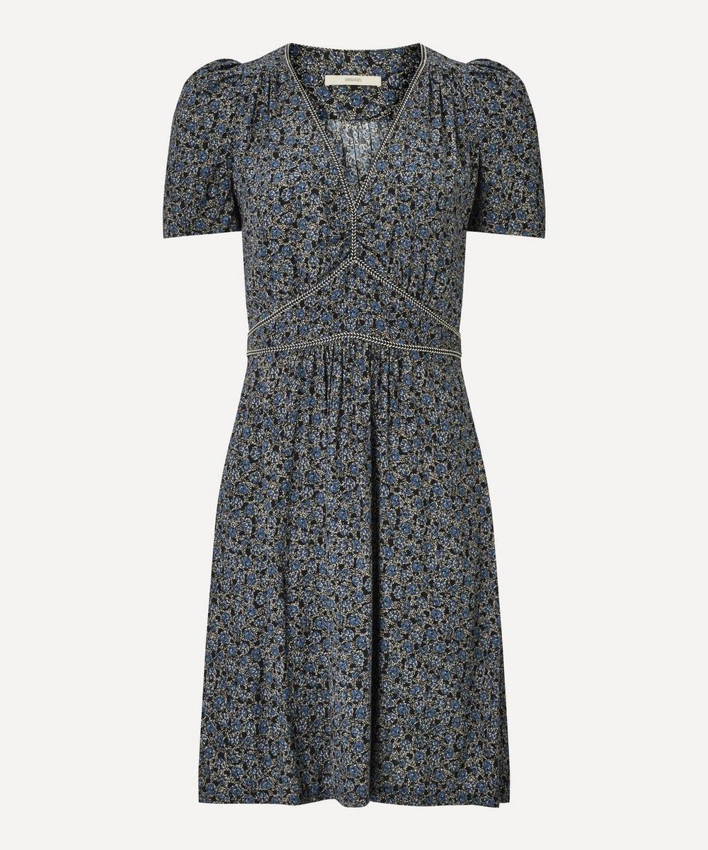 Sessùn - Jimama Printed Midi-Dress