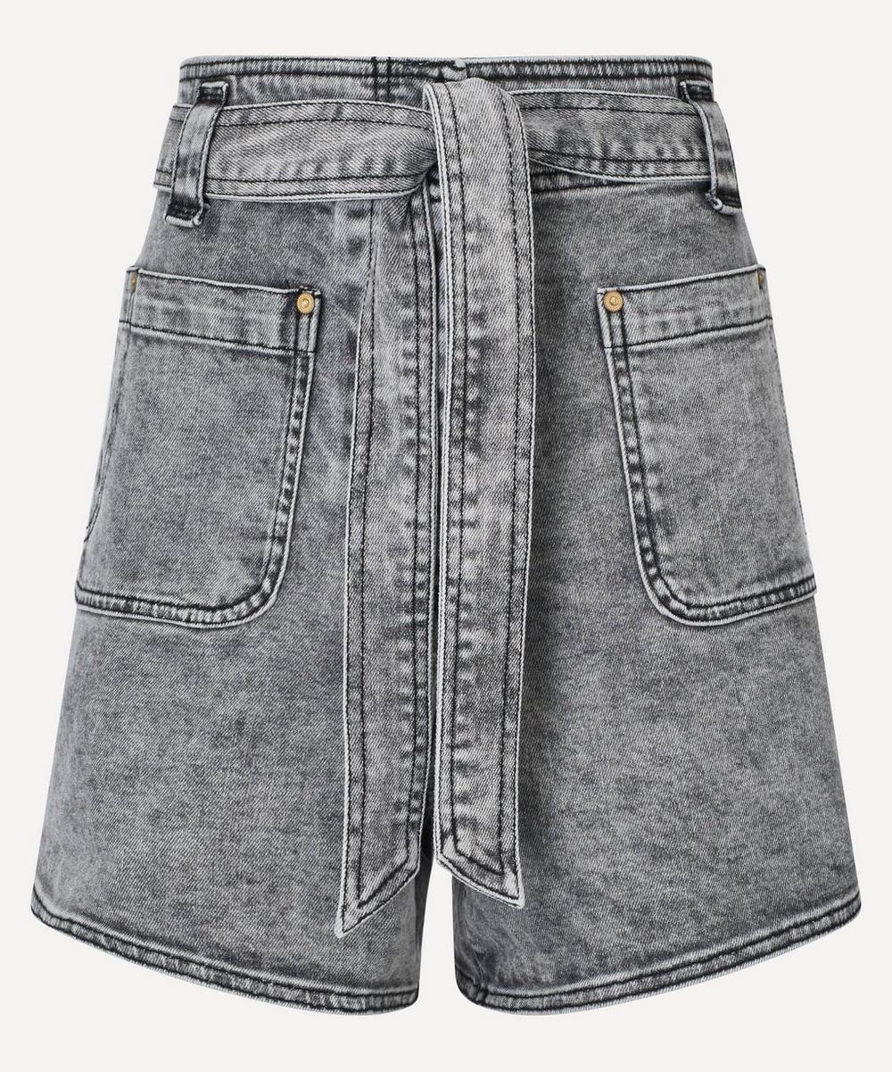 Sessùn - Chile Belted Denim Shorts