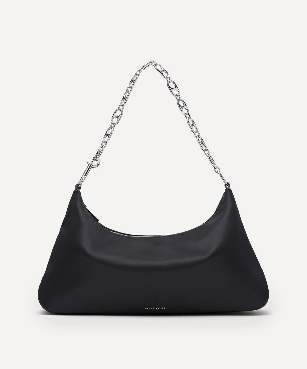 Danse Lente - Big Misty Satin Handbag