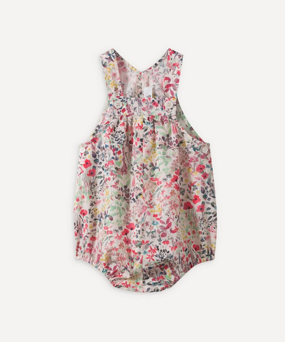 Bonpoint - Ever Floral Overalls 18 Months-2 Years
