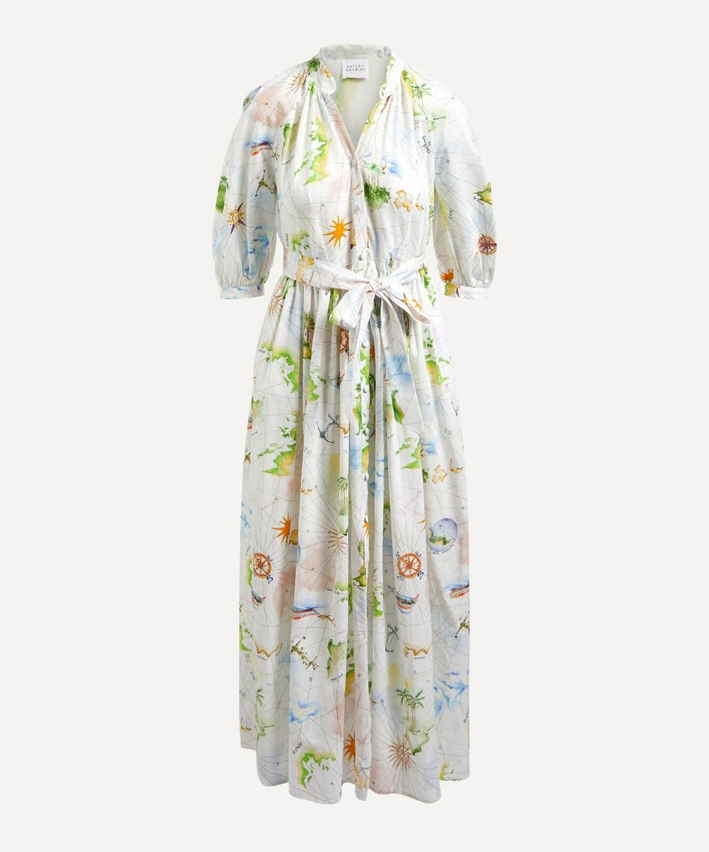 Hayley Menzies - Paradise Found Shirt Dress