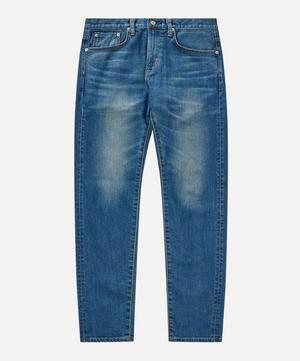 Slim Tapered Stretch Jeans