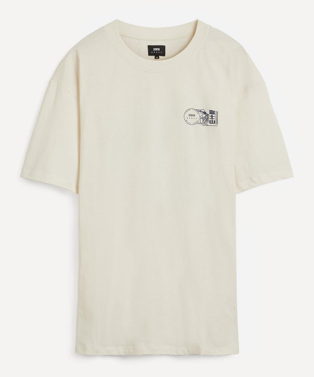 Edwin - Mondokoro Wave Print T-Shirt