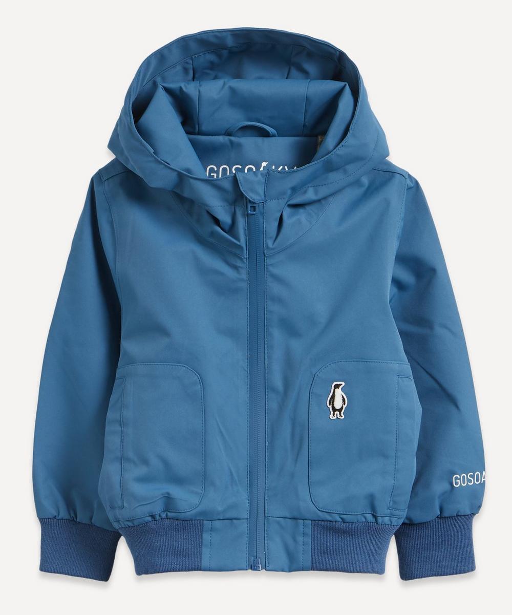 GOSOAKY - Blue Bird Jacket 6 Months-8 Years