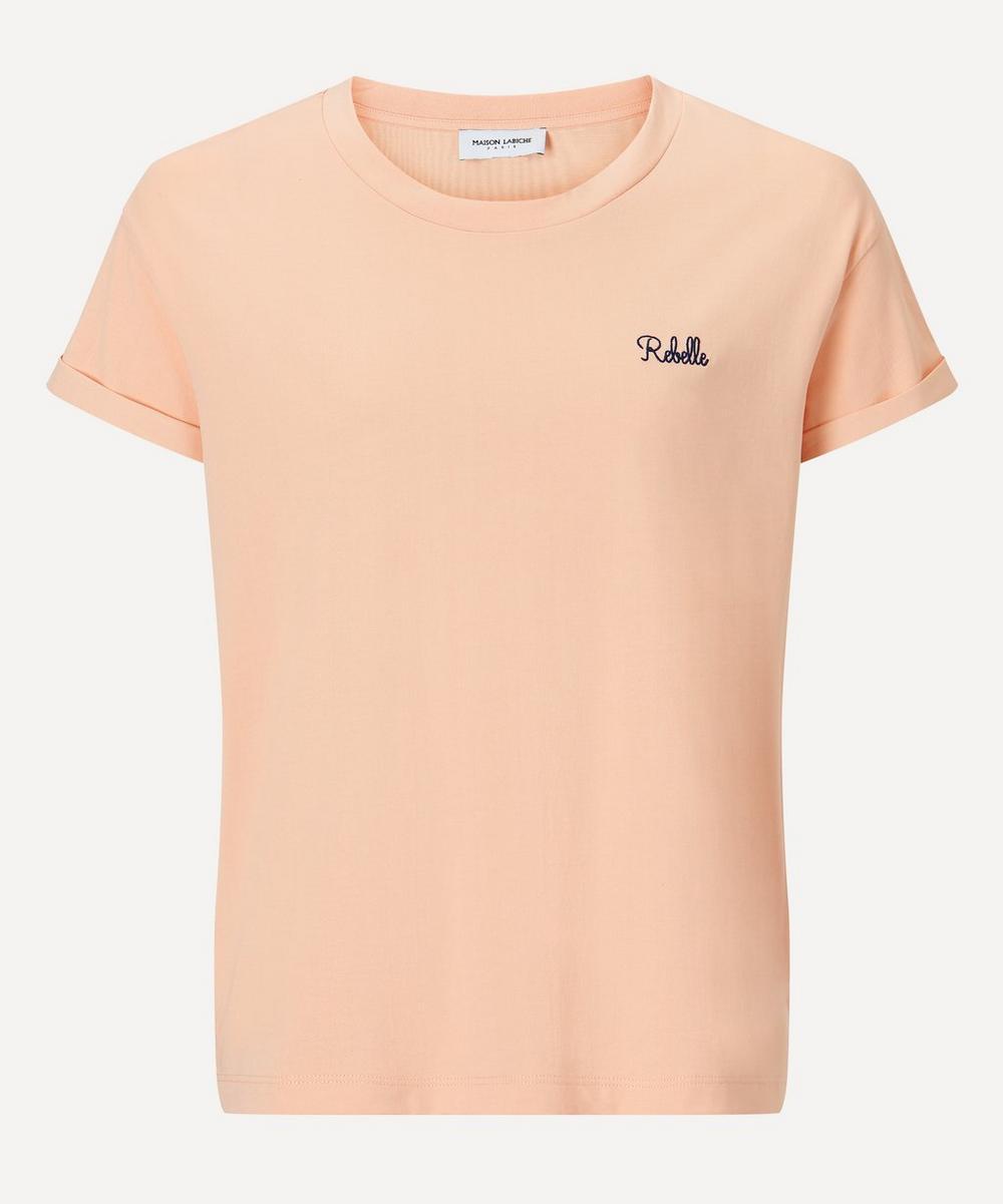 Maison Labiche - Rebelle Flow Tencel-Mix T-Shirt