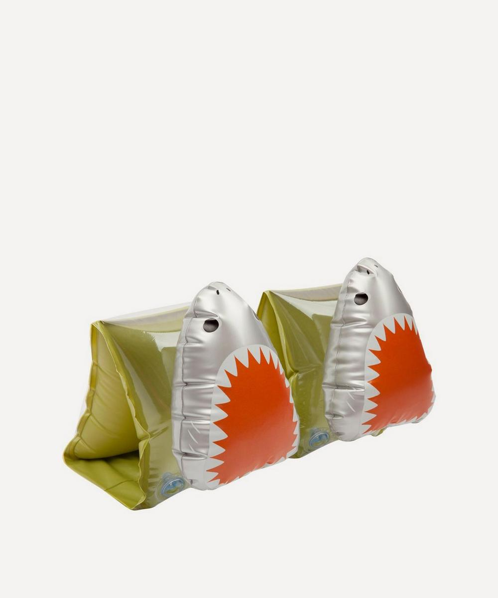 Sunnylife - Shark Attack Buddy Float Bands