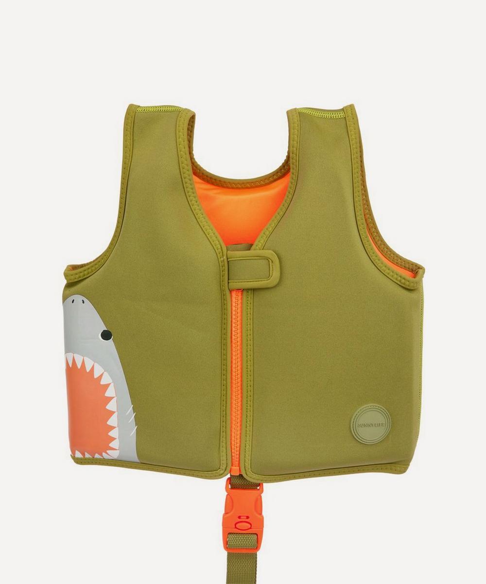 Sunnylife - Shark Attack Lifesaver Vest 1-2 Years