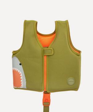 Shark Attack Swim Vest 1-2 Years