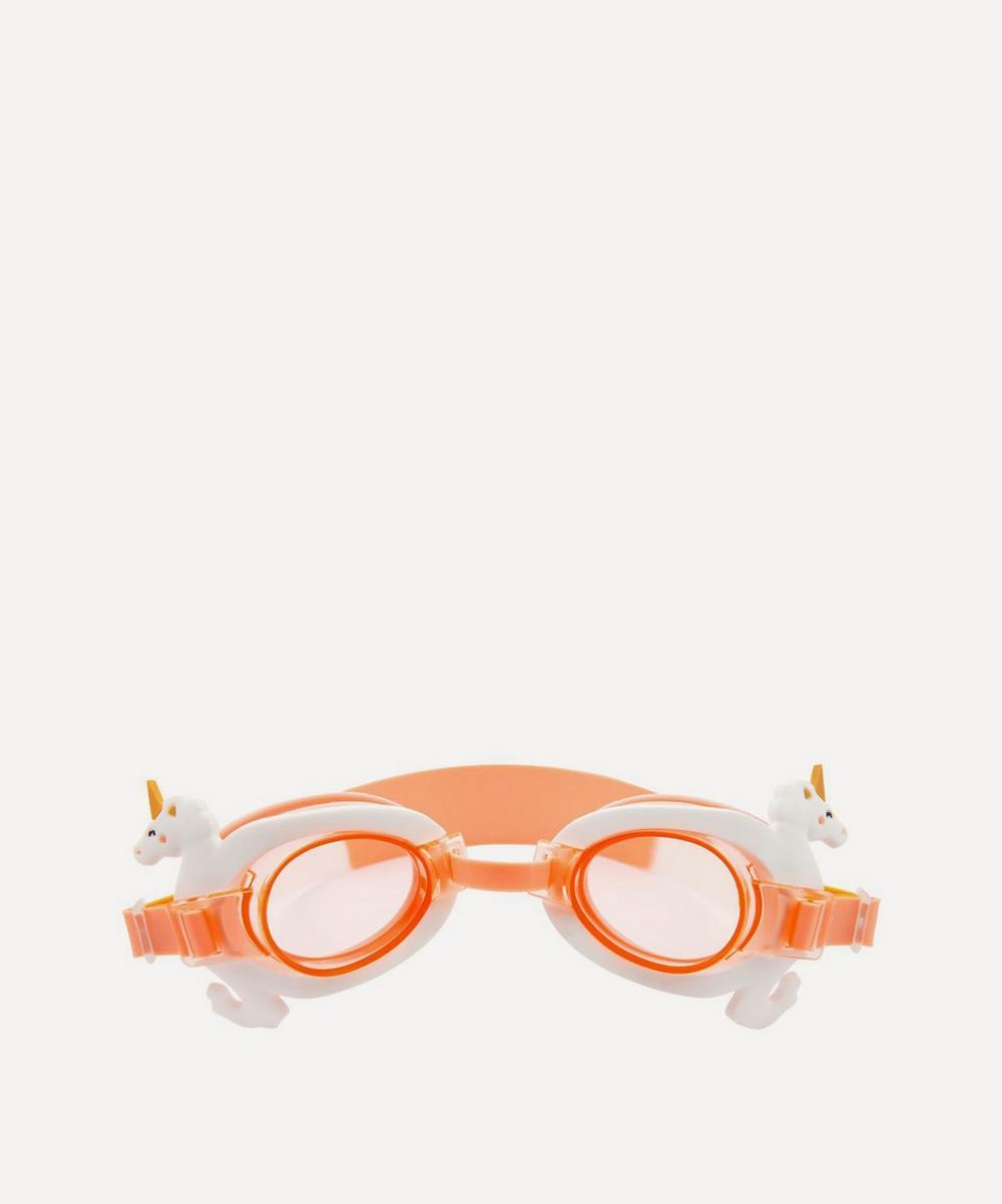Sunnylife - Unicorn Seahorse Mini Swim Goggles