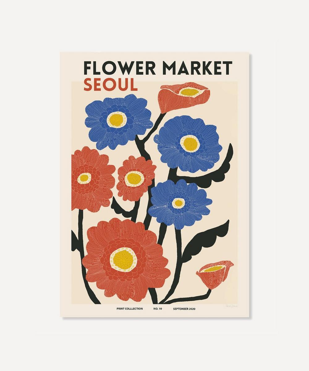 Astrid Wilson - Seoul Unframed Print