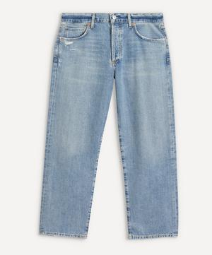 Emery Relaxed Straight Jeans