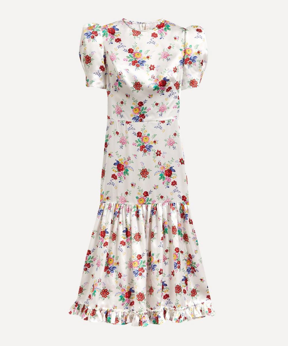 The Vampire's Wife - The Hummingbird Dress