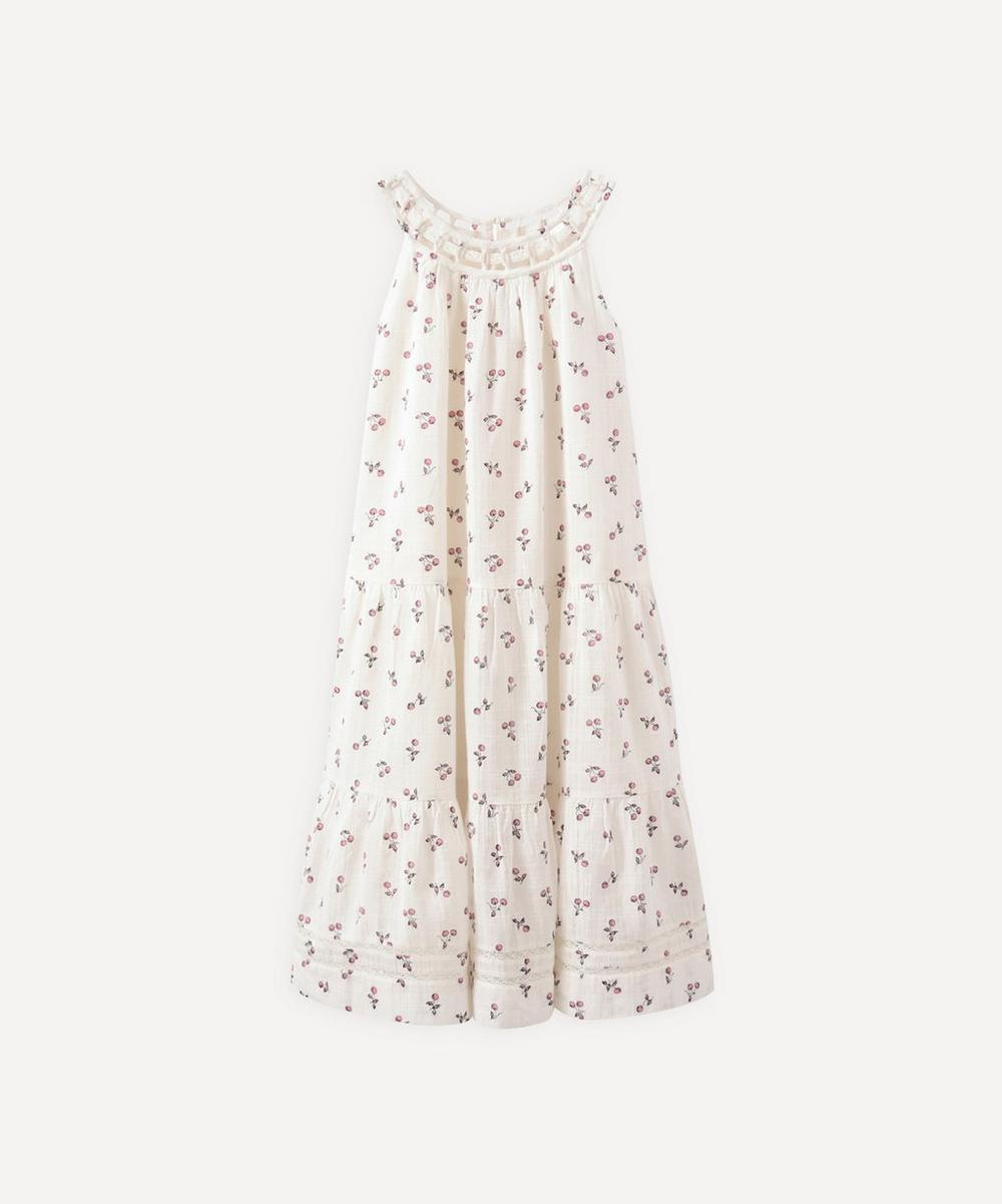 Bonpoint - Sade Floral Dress 6-8 Years image number 0