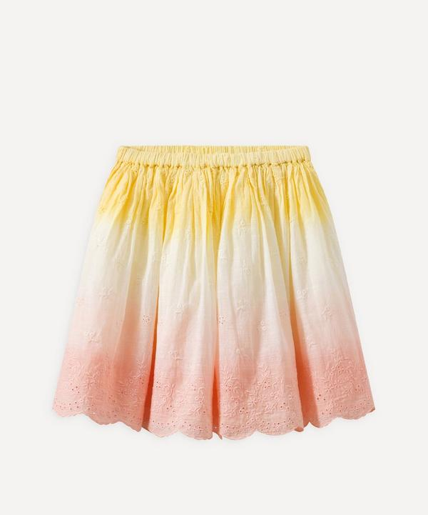 Bonpoint - Suzon Broderie Anglaise Skirt 4 Years