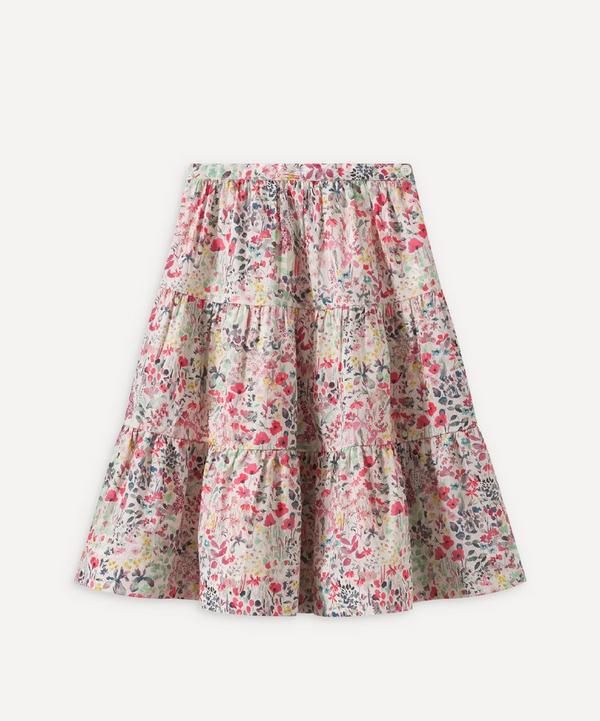 Bonpoint - Lise Floral Skirt 4 Years