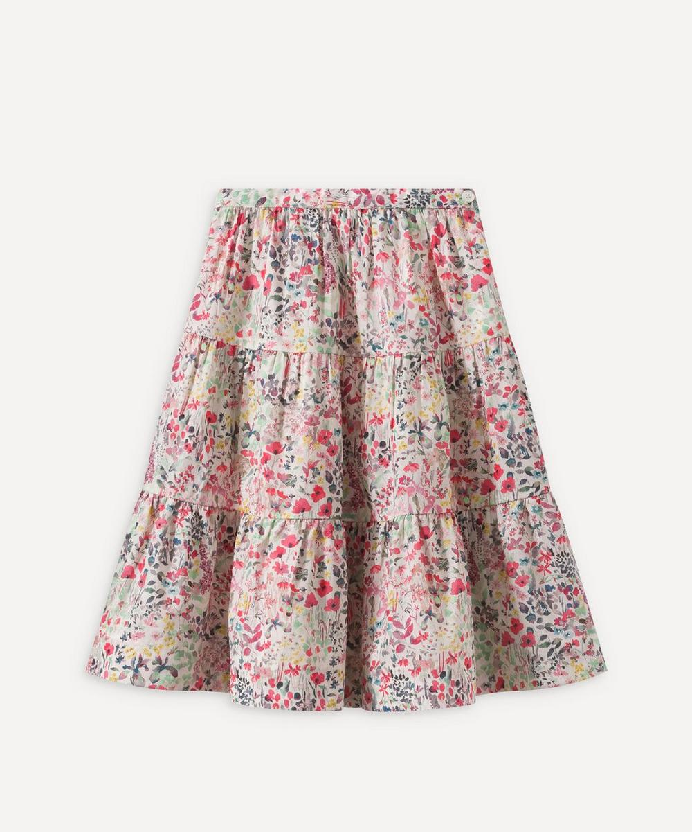 Bonpoint - Lise Floral Skirt 6-8 Years