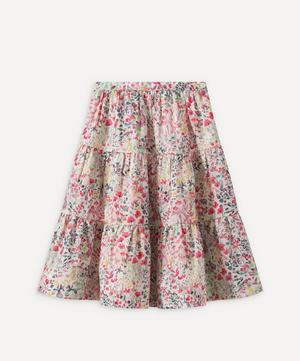 Lise Floral Skirt 6-8 Years
