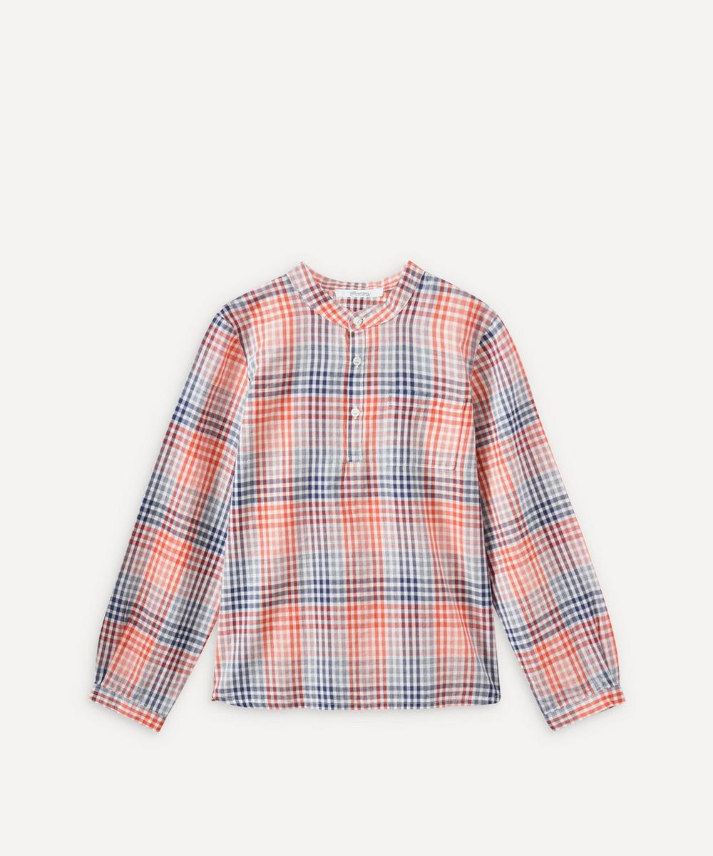 Bonpoint - Artiste Cotton Shirt 6-8 Years
