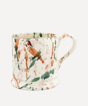 Bright Splatter Half-Pint Mug