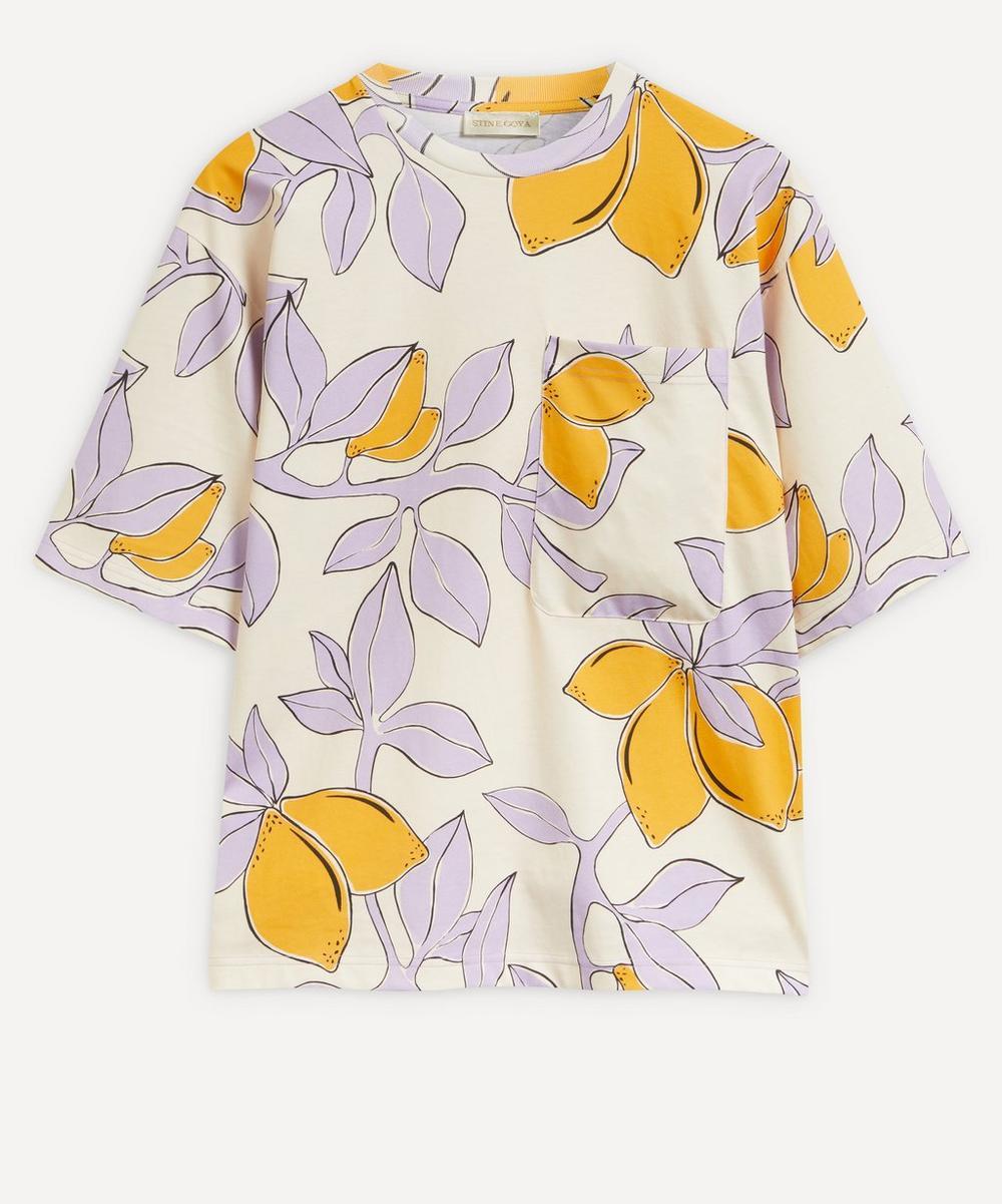 Stine Goya - Katalina Lemon Print T-Shirt