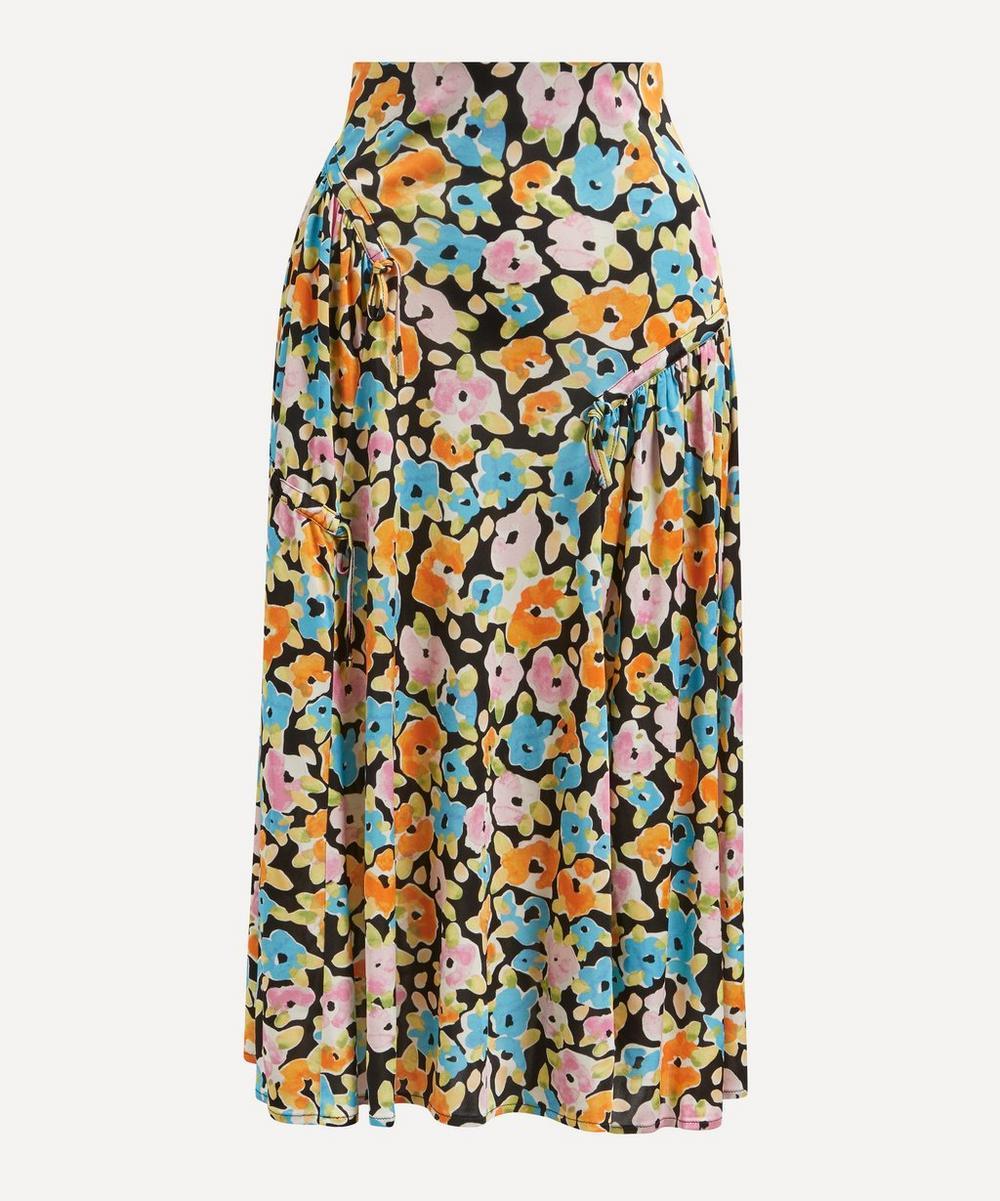 Stine Goya - Paloma Printed Midi-Skirt