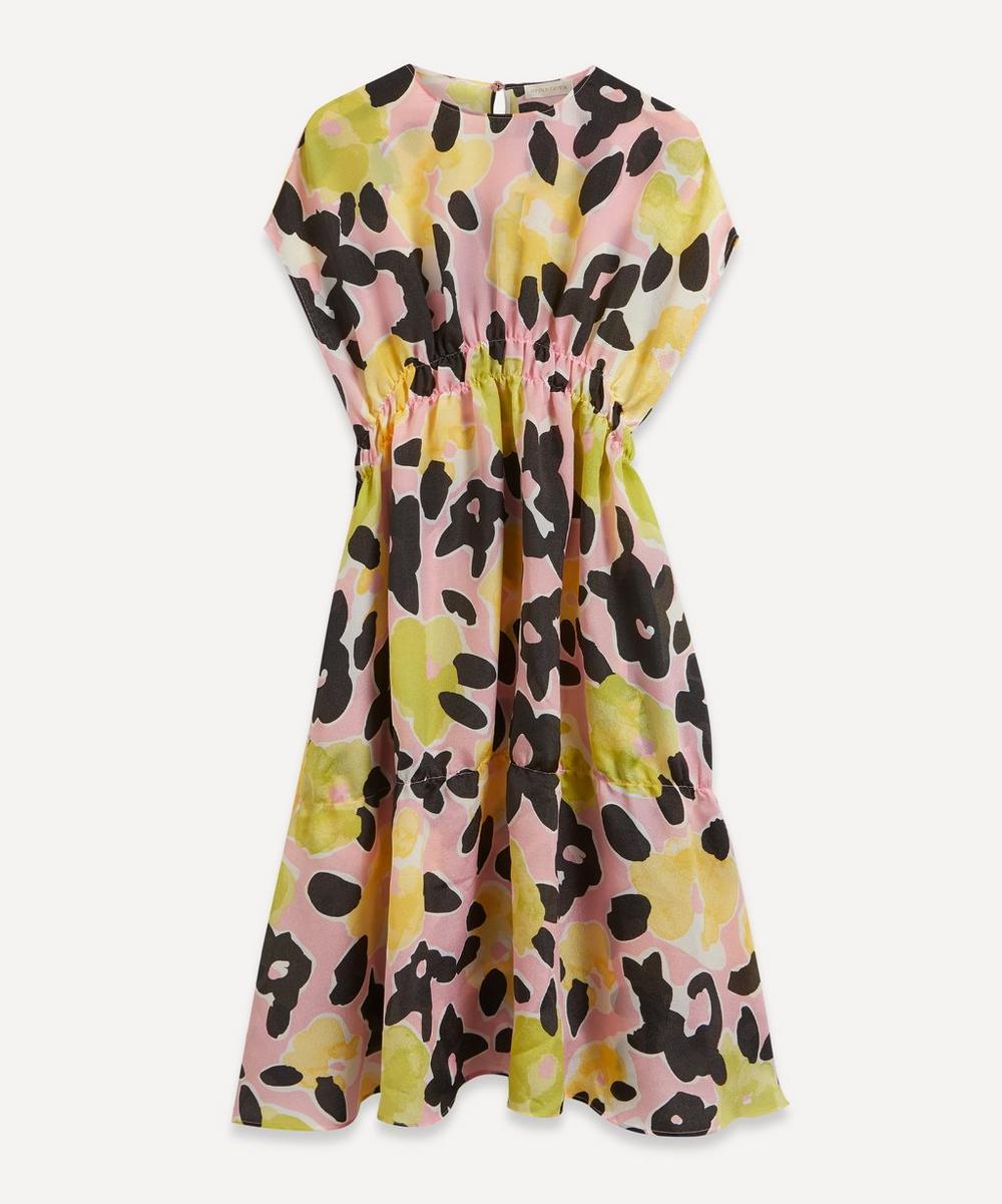 Stine Goya - Jordan Drop-Waist Floral Dress